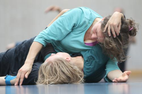 Marielle Gerke & Katja-Bahini Mangold CMC 2016 Göttingen © Patrick Beelaert